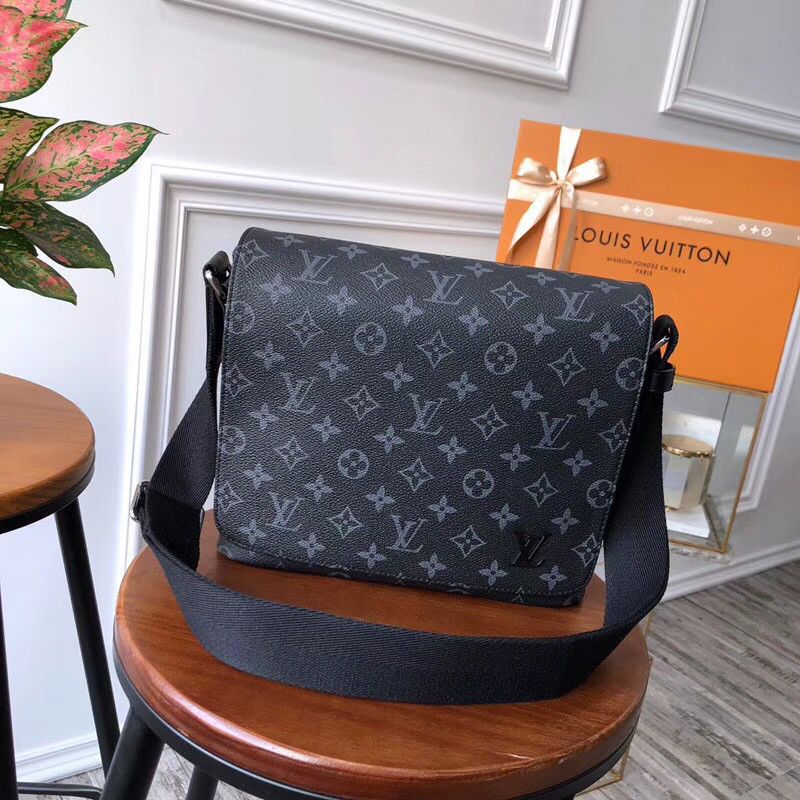 Мужская сумка Louis Vuitton DistrictMM, Original quality