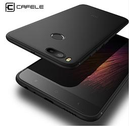 Cafele матовый ТПУ чехол для Xiaomi Mi 5x (A1) ультра-тонкий 0.6мм