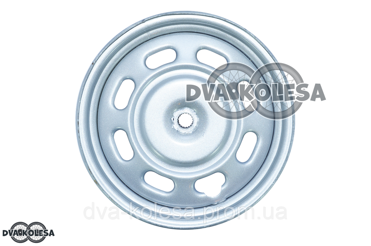 Диск колеса задний  2.50-10  железный