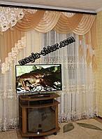 Ламбрекен для спальни, фото 1