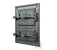 Чугунная дверь Irys 465x315, фото 1
