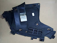 Защита бампера правая Dacia Logan фаза 2 (оригинал)