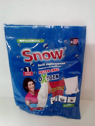 Засіб відбілюючий Snow 40 гр, фото 2