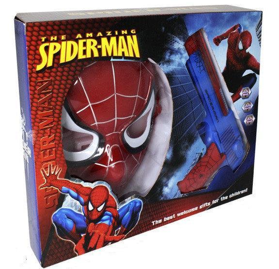 Игровой набор Человек Паук спайдермен
