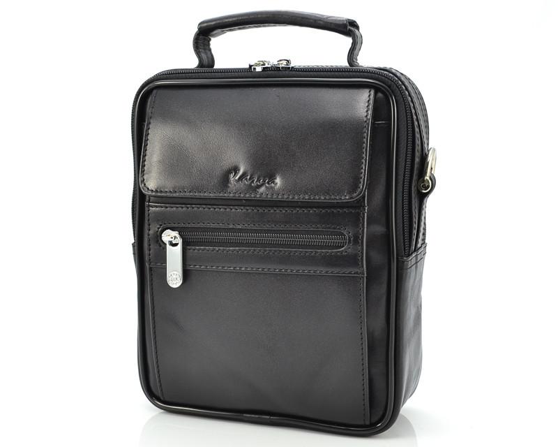 Классическая мужская сумка Karya 0350-1 (Турция)