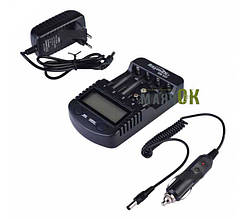 Универсальное автоматическое зарядное устройство Raymax RM505, для аккумуляторов Ni-Cd Ni-Mh 9V