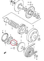 Втулка вариатора 250сс 01-06г Suzuki Burgman SkyWave 21125-14F10