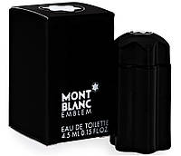 Туалетная вода Mont Blanc Emblem 4,5 ml.