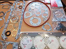 Комплект прокладок (4 цилиндра)  Карго(С прокл.ГБЦ1,35) LE38125.00 , фото 2