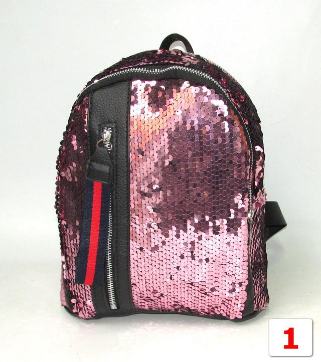 Рюкзак из кожзама K 63