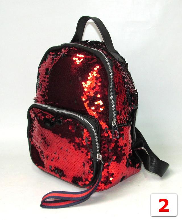 Рюкзак из кожзама K 62