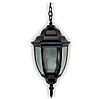 Подвесной светильник Кантри PL5105 черный на цепочке, металл