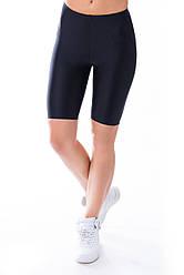 Женские велотреки 2 шт. (S,M,L,XL,2XL,3XL,4XL,5XL) спортивные женские велосипедки для полных девушек (эластик)