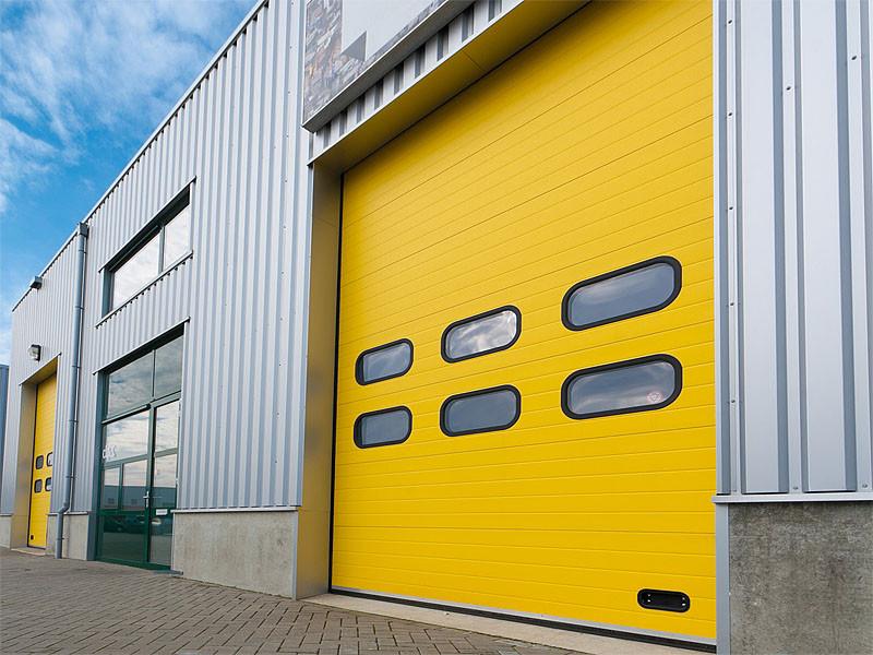 Промышленные ворота DoorHan 5000х3000 мм