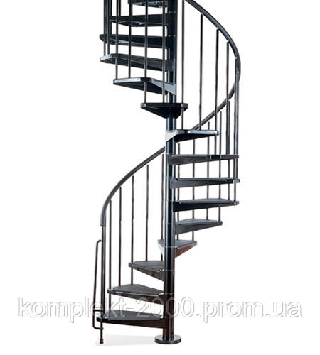 винтавая лестница из металла