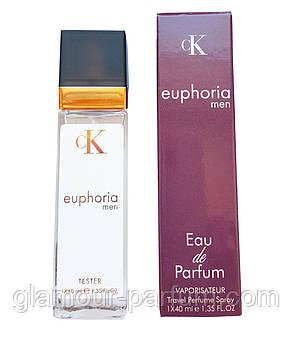 Calvin Klein Euphoria Men (Кельвин кляйн эйфория мен) 40мл (реплика)