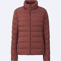 Женская  легкая куртка на пуху ultra light down осень/весна  Uniqlo (пакуется в мешочек), фото 1