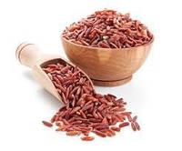 Рис красный цельнозерновой нешлифованный, NATURAL GREEN