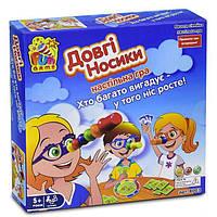 """Настільна гра Fun Game """"Довгі носики"""" (8003)"""