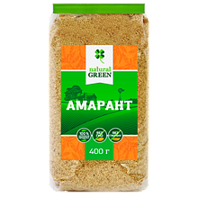 Амарант NATURAL GREEN 400г