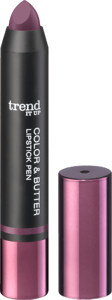 Губная помада trend IT UP Color & Butter Lipstick Pen 055, 2,5 g.