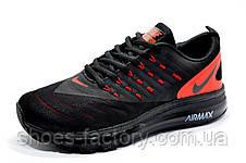 Мужские кроссовки в стиле Nike Air Max 2018 Mens, Red\Black, фото 2