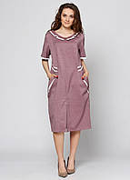Женское летнее платье Размер 60