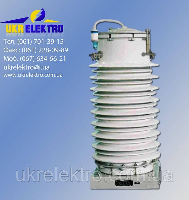 Трансформатор тока ТФЗМ-110