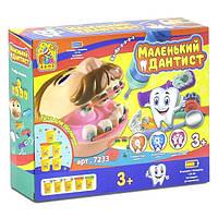 """Настольная игра Fun Game """"Маленький дантист"""" (7233)"""