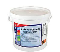 Chemoform pH-Regulator Minus (гранулят). Средство для снижения уровня рН. 5 кг.
