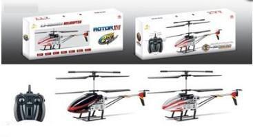 Вертолет с гироскопом на радиоуправлении Rotor XVII