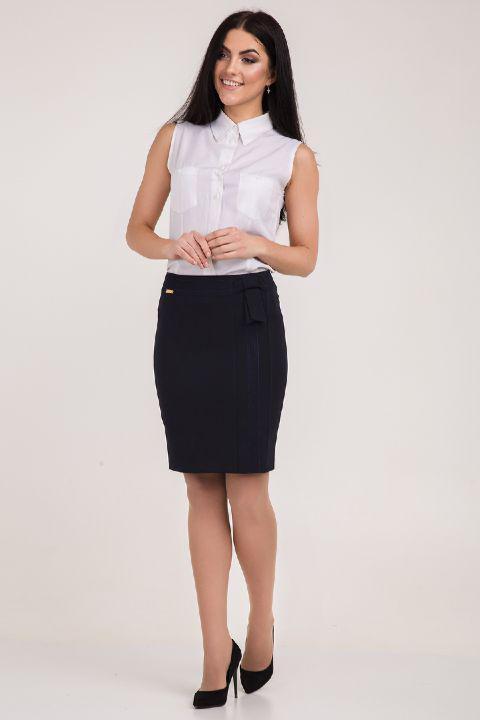 """Офисная модель женской юбки """"Трейси"""""""