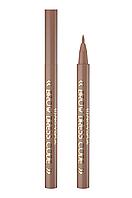 Фломастер для бровей Art Visage №802 коричневый