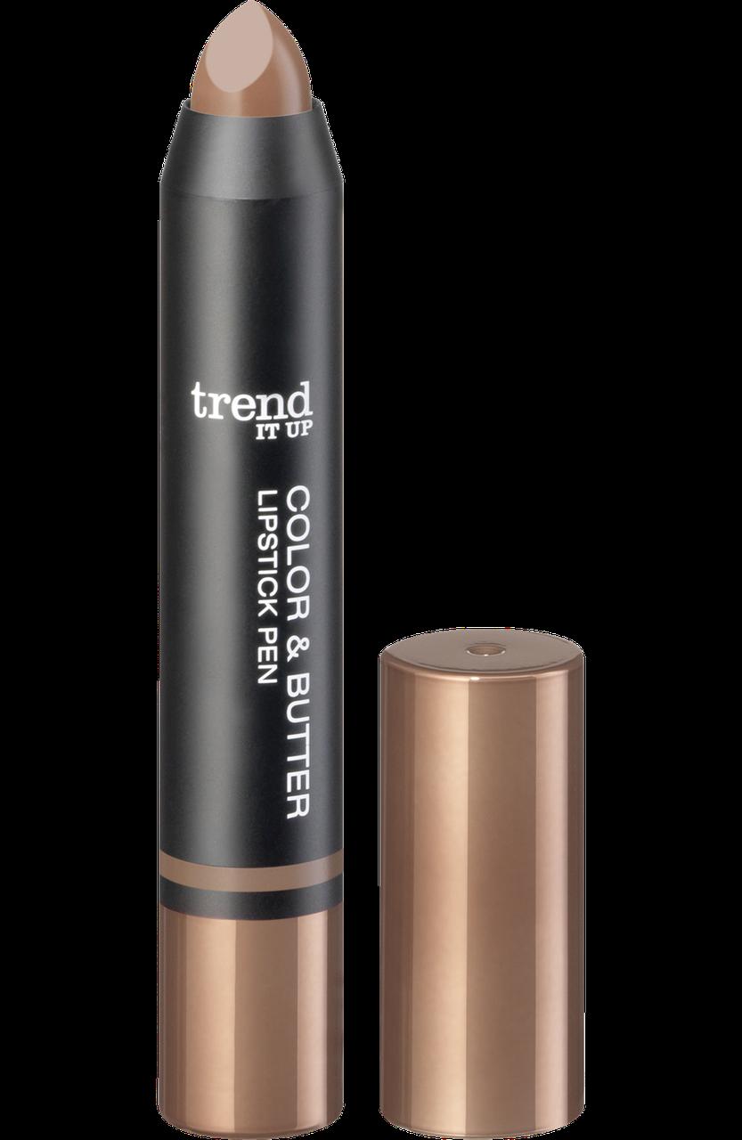 Губная помада trend IT UP Color & Butter Lipstick Pen 040, 2,5 g.