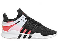 Кроссовки Adidas EQT Support ADV Turbo Black Red, фото 1