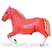 Мини-фигура 29х41 см Лошадка Flexmetal Испания шар фольгированный