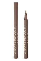 Олівець для брів Art Visage №803 темно - коричневий