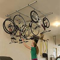 Де і як зберігати велосипед? Тут є готель для вашого байка