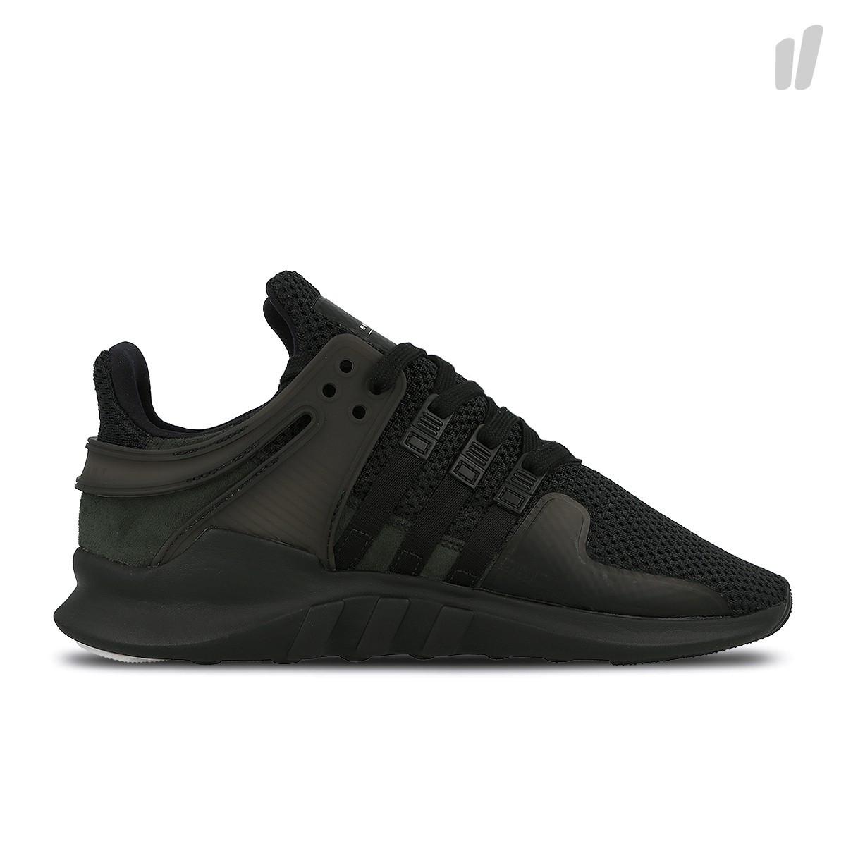 Кроссовки Adidas EQT Support Black Core
