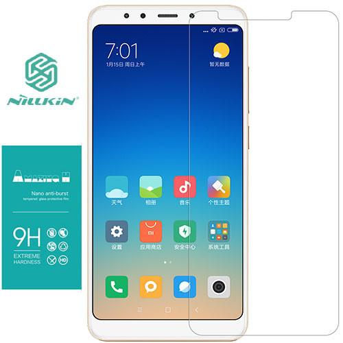 Защитное стекло Nillkin Amazing Nanometer Anti-Explosion Tempered Glass для Xiaomi Redmi 5 Plus