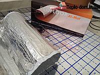 Алюминиевые маты Fenix для укладки под ламинат,