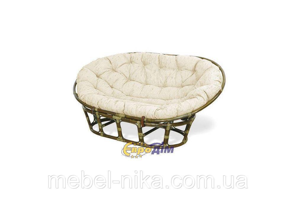 Крісло Мамасан з подушкою ротанг 2302
