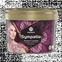 Eskaro Sympathia краска для потолка (матовая) 9,5 л.(симпатия)