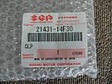 Мет. плата вариатора SkyWave 250сс 01-06г Suzuki 21431-14F30, фото 3