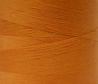 """Швейные нитки №40/2 """"LG"""" D132(оранж.) 4000 ярд"""