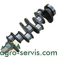 Коленвал СМД-60 Т-150 | Коленчатый вал двигатель СМД-60, СМД-62, СМД-72  СМД-60 Н-2 Н-2 60-04.101.20, фото 1