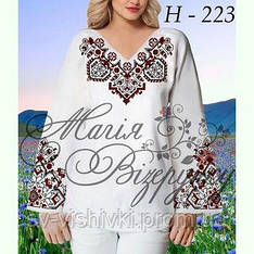 Жіночі сорочки (заготовки-тканина з нанесеним малюнком). Товары и ... f5fe6bfbdfde0
