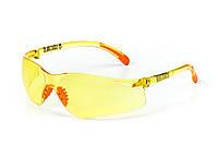 Очки защитные жёлтые BALANCE