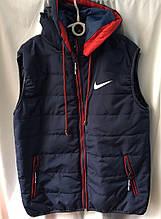 Детская жилетка для мальчика Nike 10-15 лет