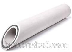 Труба композитная SPK PN25 (20х3,4 мм) белая/стекловолокно
